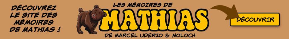 Les mémoires de mathias